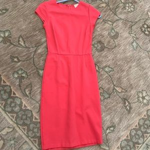 Coral dress size xsmall by Love...ady